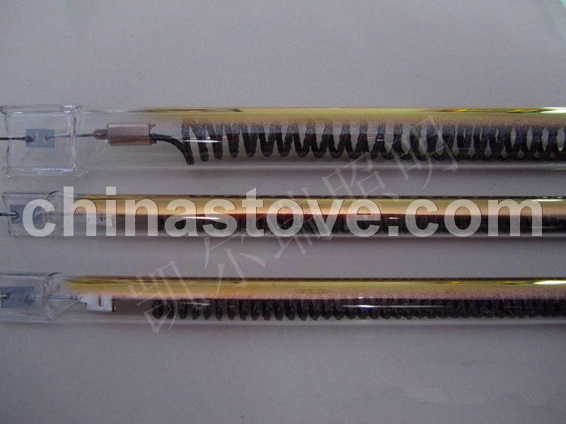 碳纤维镀金发热管
